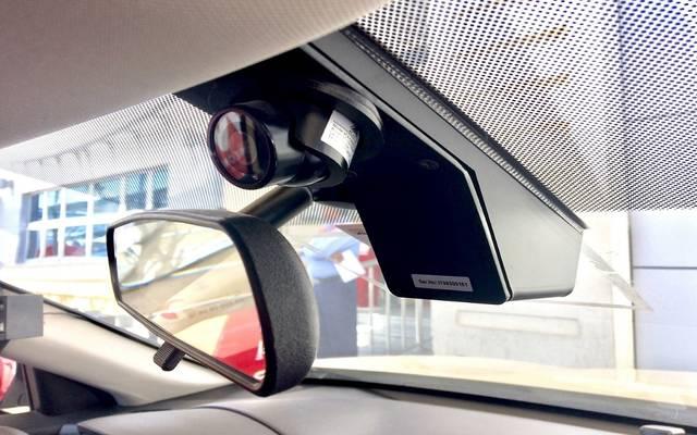 تركيب كاميرات مراقبة بمركبات الأجرة