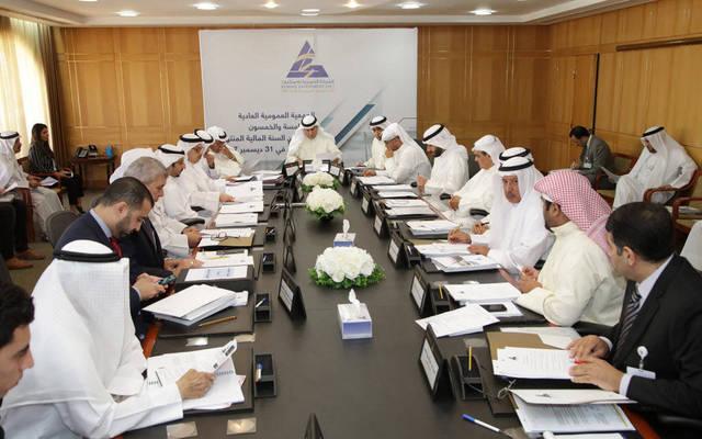 جانب من عمومية سابقة للكويتية للاستثمار