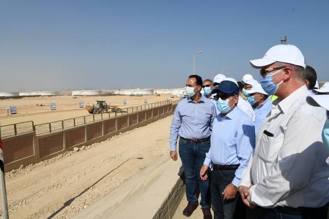 رئيس أنابيب البترول: جارٍ إقامة توسعات في محطة السخنة بتكلفة 730 مليون جنيه