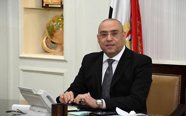 عاصم الجزار وزير الإسكان المصري