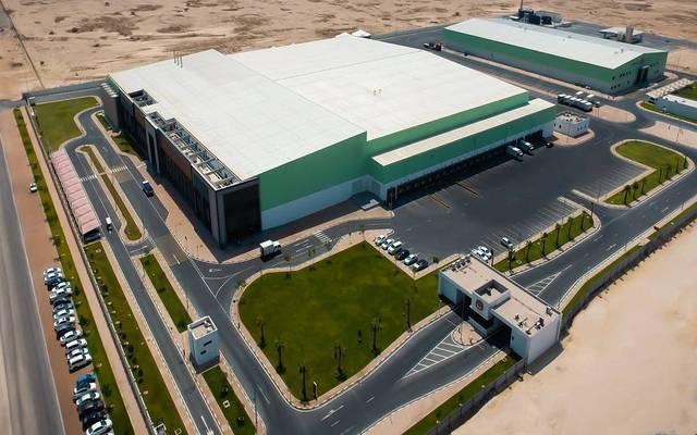 صورة لأحد مصانع شركة بلدنا في قطر