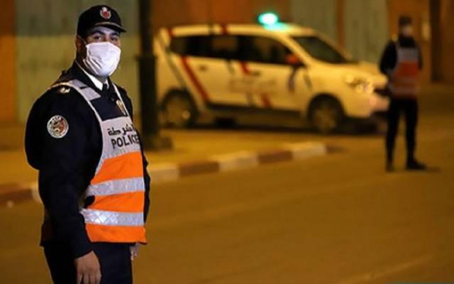 تطبيق إجراءات الغلق وحظر التجوال الليلي في المغرب ـ أرشيفية