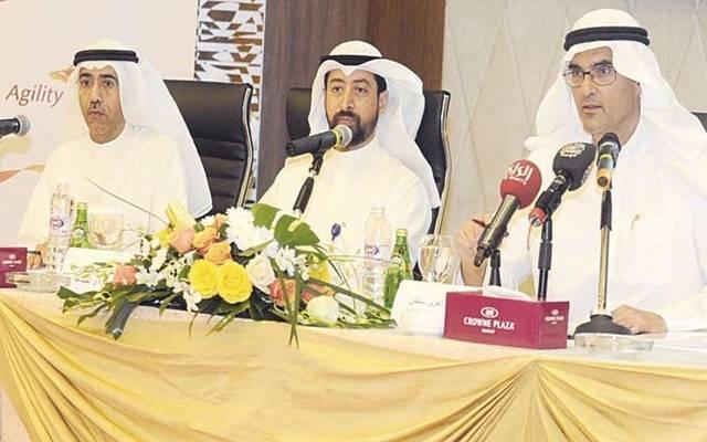 """عمومية """"أجيليتي"""" الكويتية تُقر توزيع أرباح نقدية وأسهم مجانية"""