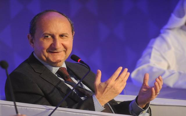 عمرو نصار وزير الصناعة المصري