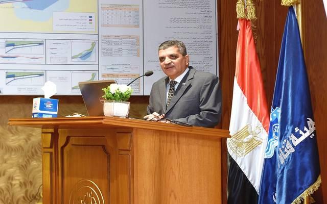 الفريق أسامة ربيع رئيساً لهيئة قناة السويس