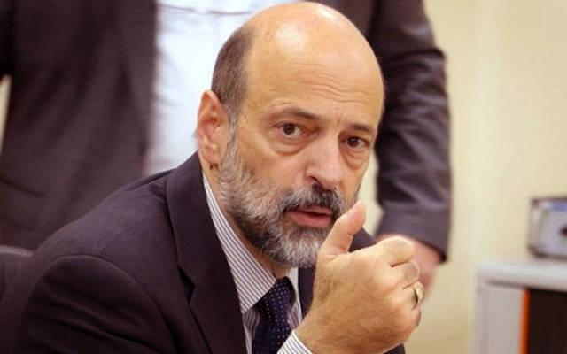 رئيس الحكومة الأردنية عمر الرزاز