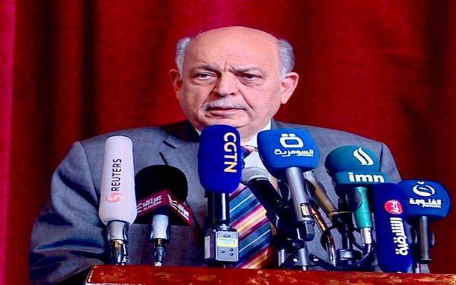 ثامر الغضبان وزير النفط العراقي- أرشيفية