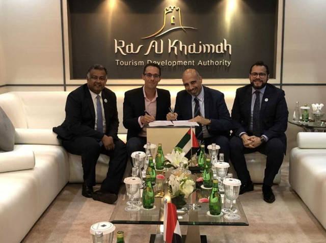 بإشراف هيئة رأس الخيمة لتنمية السياحة..ضمن فعاليات معرض سوق السفر العربي