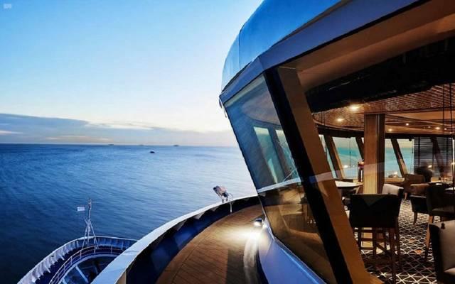 رحلة بحرية في البحر الأحمر
