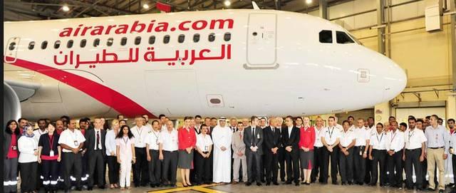 العربية للطيران يلامس أعلى مستوى منذ فبراير الماضي