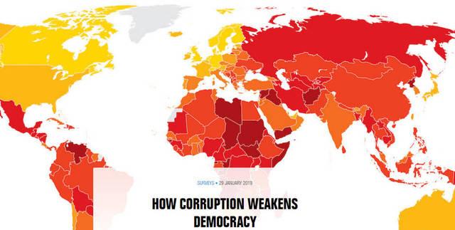 UAE most transparent among Arab peers, according to Transparency International