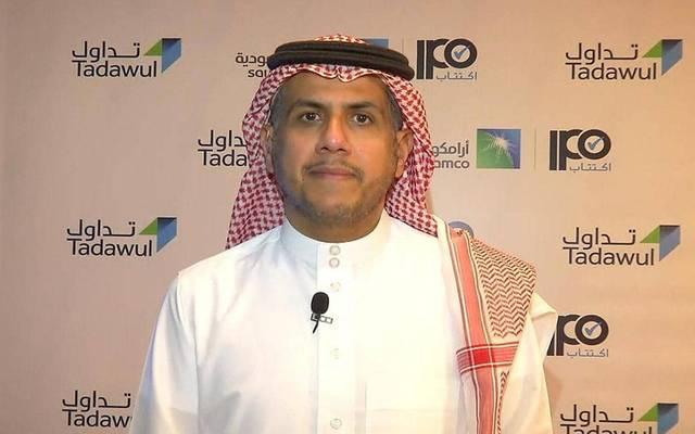 """المدير التنفيذي للسوق المالية السعودية """"تداول"""" خالد الحصان"""
