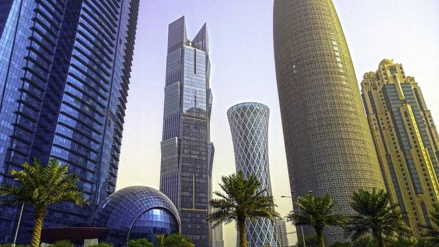 Qatar face the risks of slower economic growth and decline in investors' confidence