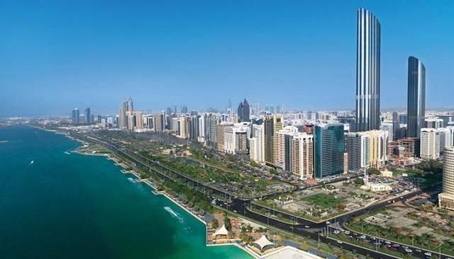 عدد من الفنادق في إمارة أبوظبي