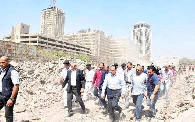 الحكومة المصرية تؤكد عودة أهالي ماسبيرو للمنطقة بعد تطويرها