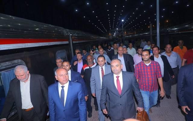 وزير النقل: تحصيل الغرامات ساهم في شراء 10 جرارات جديدة