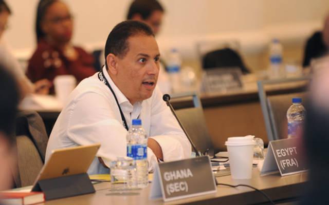 رئيس الهيئة العامة للرقابة المالية، محمد عمران