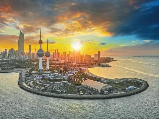منطقة الأبراج في دولة الكويت