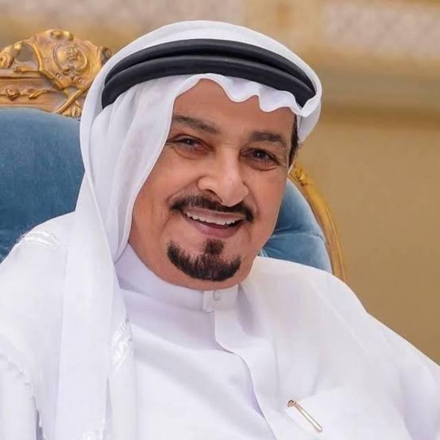 صورة أرشيفية لحاكم إمارة عجمان