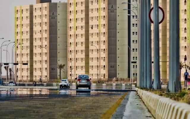 مشروع سكني في العراق