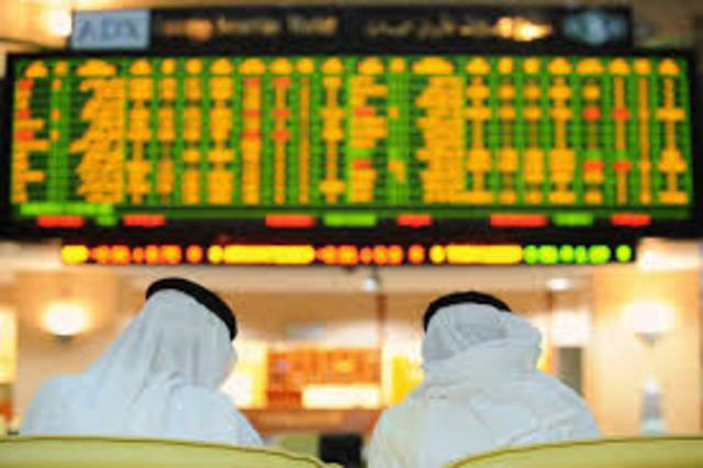 The investment sector topped the gainers adding 1.67%