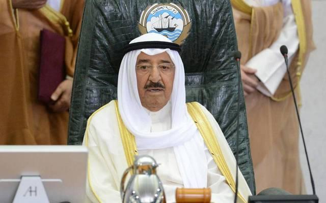 أمير الكويت الشیخ صباح الأحمد الجابر الصباح