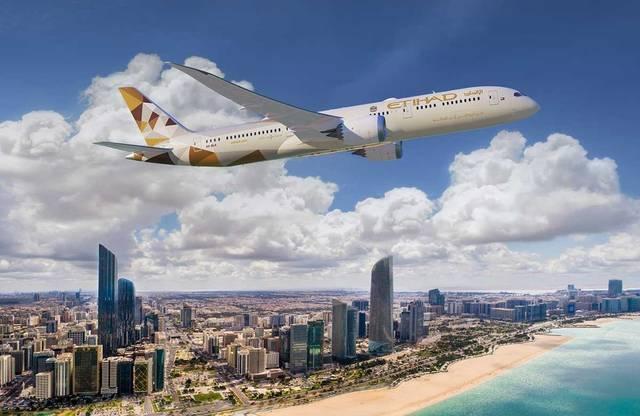 """""""الاتحاد للطيران"""" تستأنف رحلاتها إلى مدينة شنجهاي الصينية"""