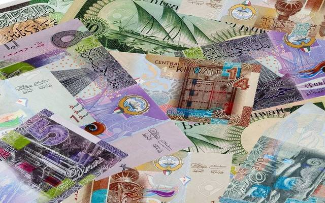 الدينار الكويتي ينخفض أمام اليورو والجنيه الإسترليني