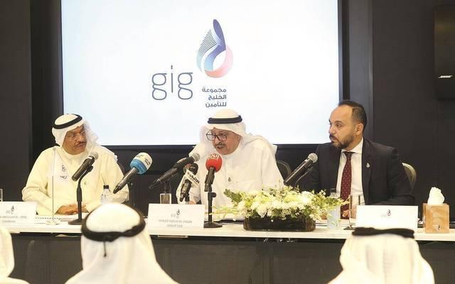 """اجتماع سابق لـ """"الخليج للتأمين"""" في الكويت"""