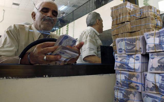 مبيعات المركزي العراقي ترتفع 2.6 مليون دولار