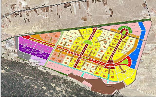 المخطط الاسترايجي للمدينة