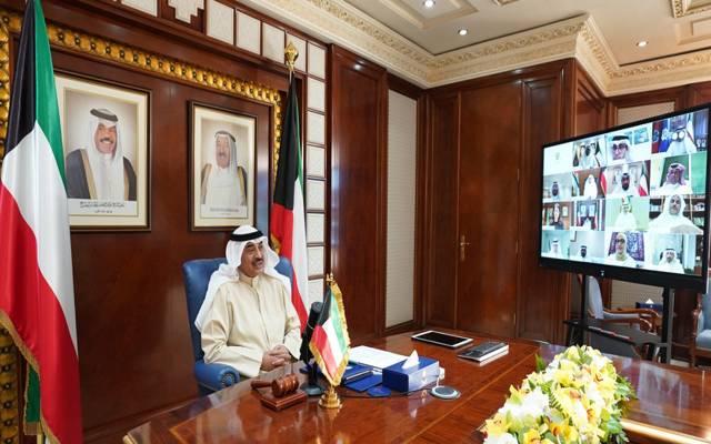 رئيس مجلس الوزراء الكويتي الشیخ صباح خالد الحمد الصباح