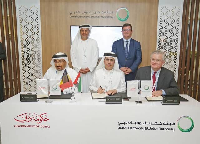 DEWA seeks to diversify the energy mix