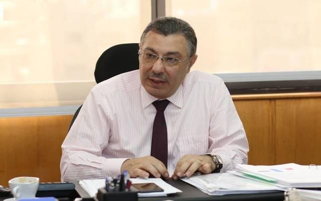 عمرو جاد الله، نائب رئيس البنك العقاري المصري العربي