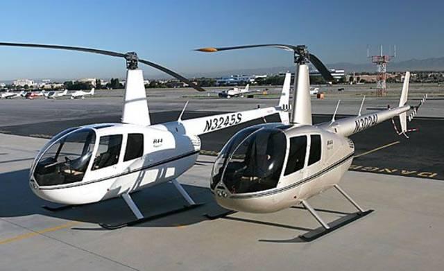 طائرات هليكوبتر