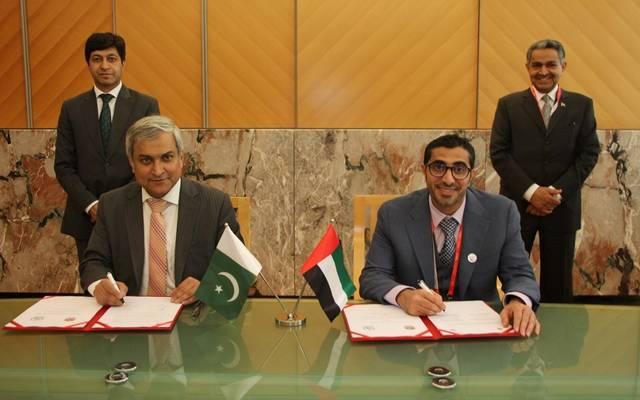 الاتفاقية مع باكستان