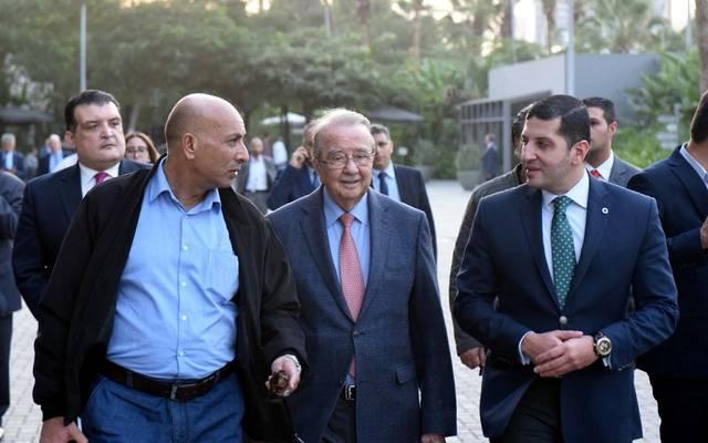 القائم بأعمال الرئيس التنفيذي للهيئة العامة للاستثمار المصرية يستقبل وفداً من رجال الأعمال الأردنيين