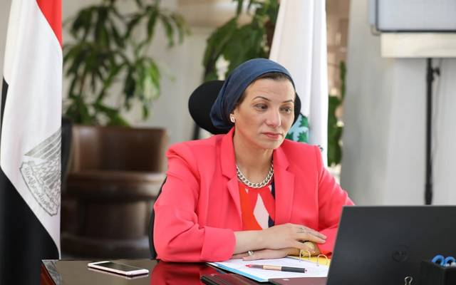 وزيرة البيئة المصرية