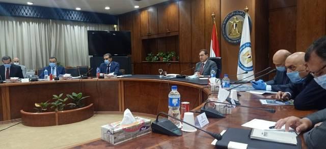 طارق الملا وزير البترول والثروة المعدنية يرأس الجمعية العامة للشركة العامة للبترول