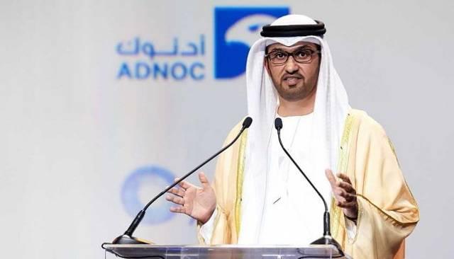 سلطان الجابر - وزير الصناعة والتكنولوجيا المتقدمة الإماراتي