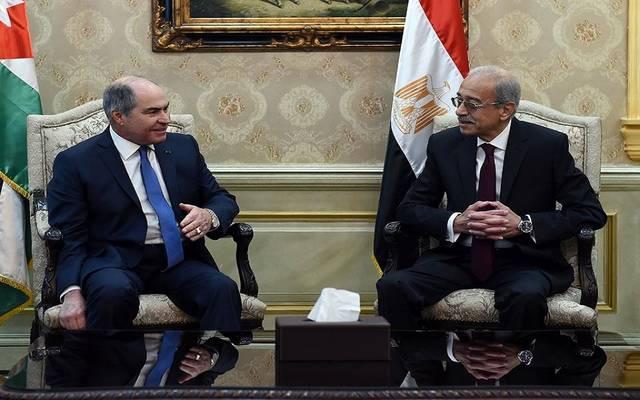 مصر والأردن تدرسان إنشاء مركز لوجيستي مشترك لإعمار العراق وسوريا