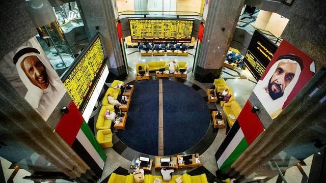 سوق أبوظبي للأوراق المالية ـ أرشيفية