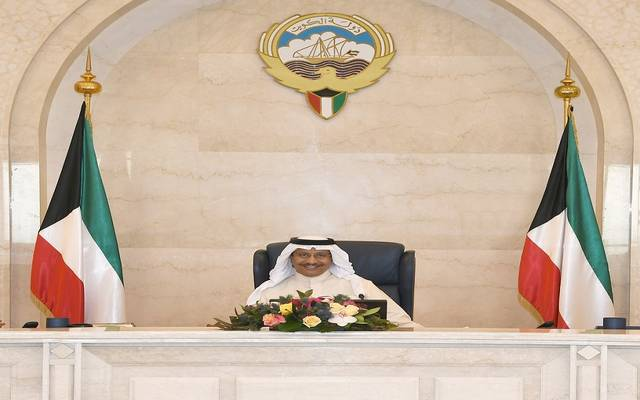 الوزراء الكويتي يُدين الاعتداء على حقل الشيبة السعودي