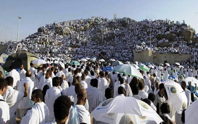 السعودية تستقبل 515 ألف حاج منذ بداية الموسم الجاري