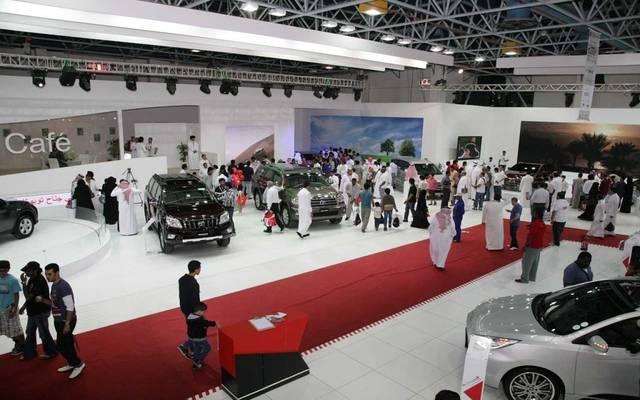 معارض سيارات بالسعودية، أرشيفية