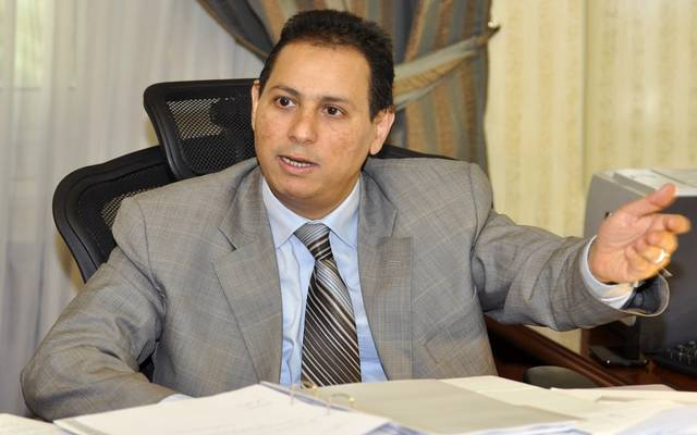 محمد عمران رئيس الرقابة المالية
