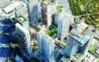wasl1 Park Gate Residences incorporates four bridges