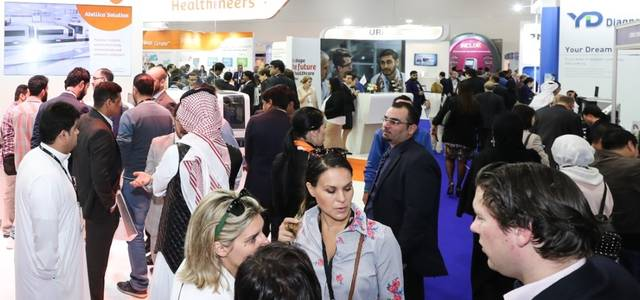 The report was published ahead of MEDLAB 2019