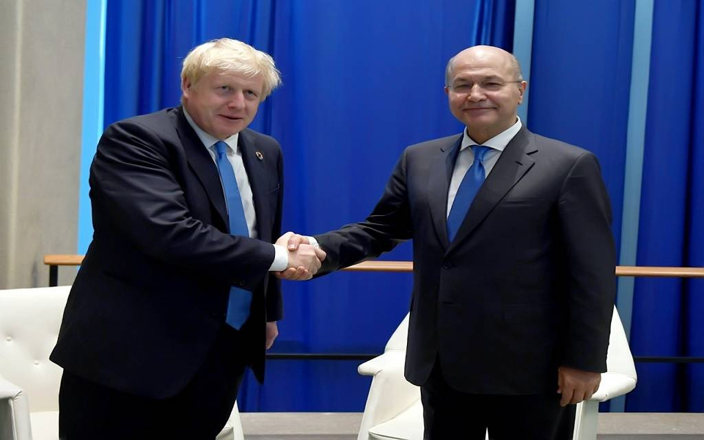 Holding an Iraqi-Jordanian-Egyptian tripartite summit in America 1024