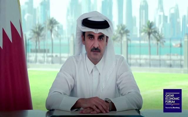 """""""تميم بن حمد"""": 3 محاور أساسية في استراتيجيتنا لمواجهة """"كورونا"""""""